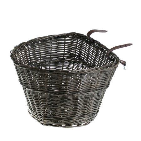 fahrradkorb in wengegrau fahrrad und picknickk rbe tytu sklepu zmienisz w dziale moderacja. Black Bedroom Furniture Sets. Home Design Ideas